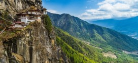 Bhutan is Really Easy to Travel