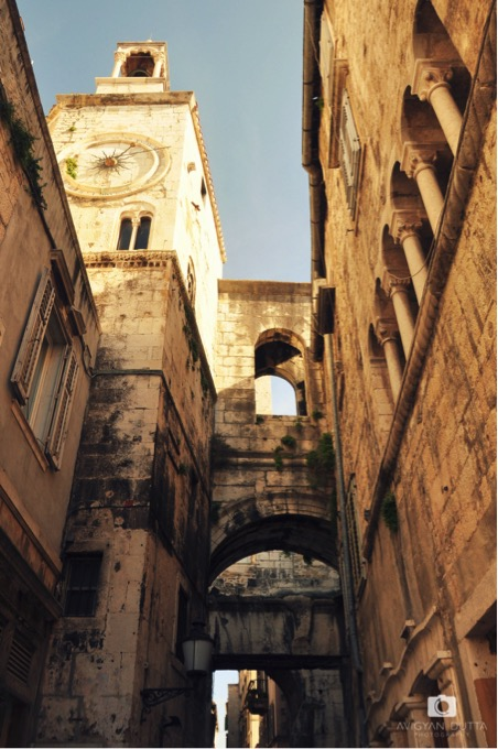 Old Town of Split